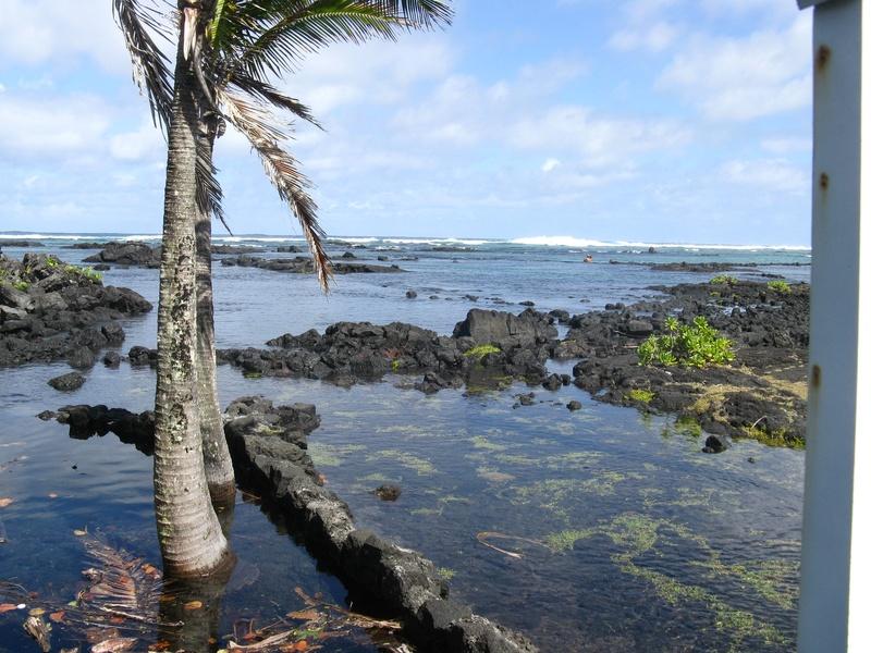 Wai'opae Tide Pools